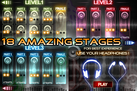 Beat Runner - NEW rhythm based action game-iphone4_screenshot3_480.png