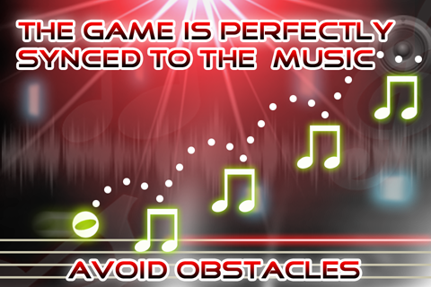 Beat Runner - NEW rhythm based action game-iphone4_screenshot2_480.png