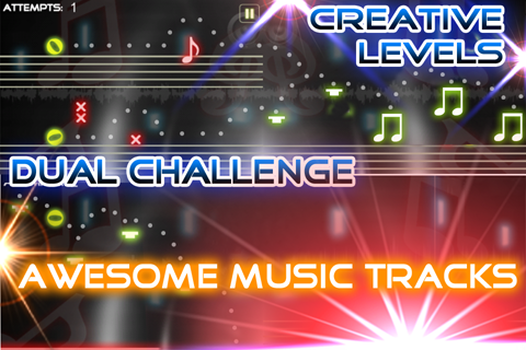 Beat Runner - NEW rhythm based action game-iphone4_screenshot5_480.png