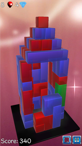 Crystal Tower Pro - Jenga-Styled block removal Physics Puzzle [Universal App]-mzl.oxigylow.320x480-75.jpg