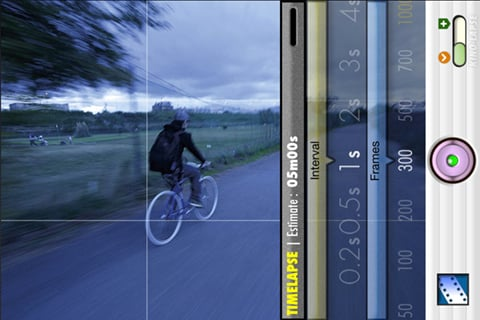 iPhone Time Lapse App : Kino-Lapse , Packed with 9 Filters Effect. alt=
