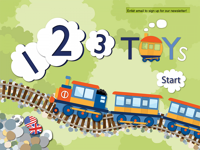 123 Trains: Best iPad train app for your kids (App Store)-home.png