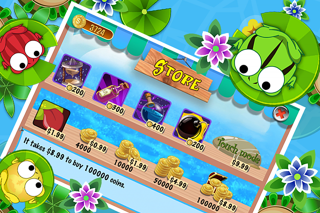 "my new product, a game named ""fling frog"" it's now limit free for a week-5.png"