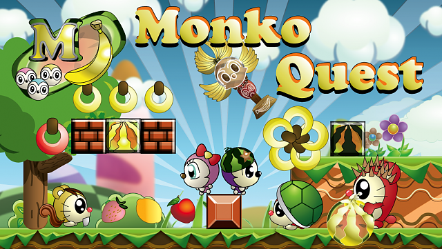 Monko Jumpo: Super Mario-like 2D Platformer-monko-quest-wide.png