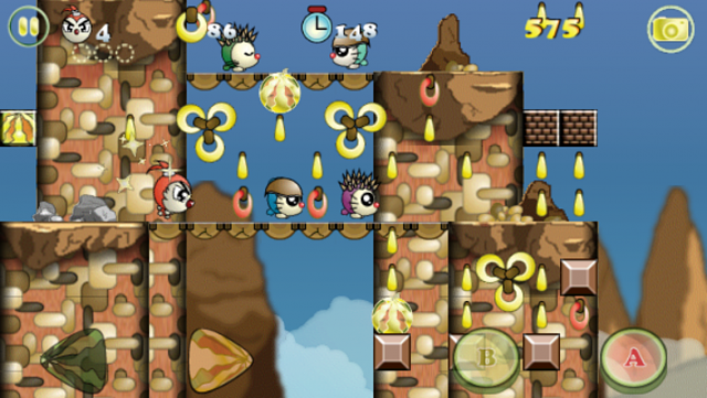 Monko Jumpo: Super Mario-like 2D Platformer-monko-jumpo-iphone5-screenshot-7.png