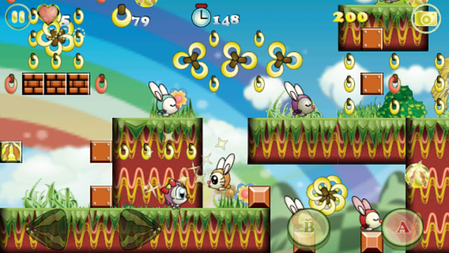 Monko Jumpo: Super Mario-like 2D Platformer-monko-jumpo-iphone5-screenshot-4.png