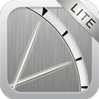 Re-invention of Protractor:iOS App 3D Protractor!-iconlite144-144.png