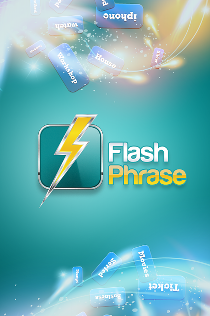 **** Just Released --- Flash Phrase -  Redefining the Social Word Game ****-splashscreen.png