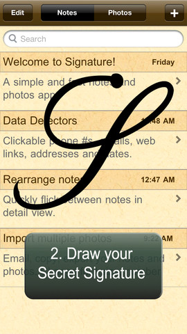 Hide your private notes and photos using Signature-Secret Notes & Photos app.-mzl.cyphjpkl.320x480-75.jpg