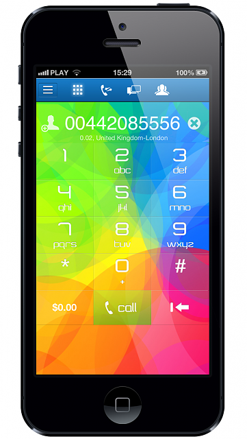 Vippie is available for iOS:)-iphone5_store_02_phone.png