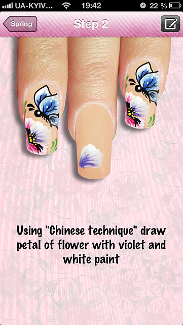 Free Cool Nails Nail Designs Tutorials On Your Iphone Iphone