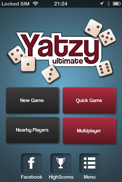 Yatzy Ultimate - very addictive dice game-yatzy-home-screen-en-1.png