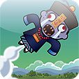 【FREE GAME】Zombie Fly:A Cute & Exciting Game !-icon-2x.png