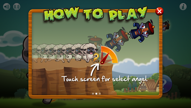 【FREE GAME】Zombie Fly:A Cute & Exciting Game !-zombiefly_en003.png