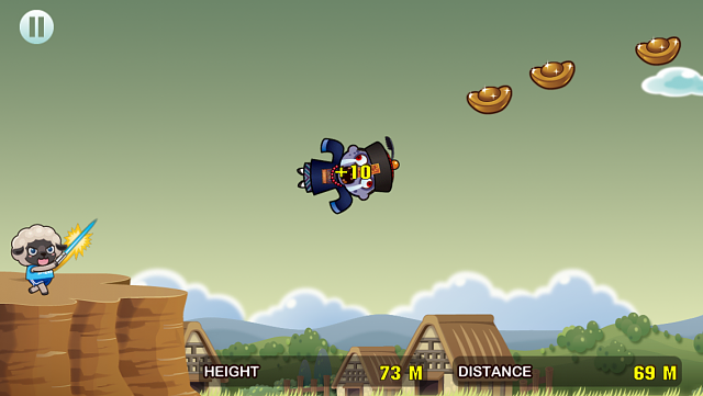【FREE GAME】Zombie Fly:A Cute & Exciting Game !-zombiefly_en004.png