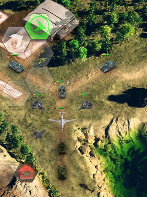 Battle Reign [Universal] - Turn based multi player online strategy-promo_screenshot03.jpg