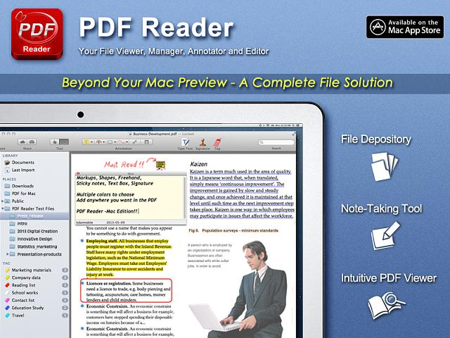 [MAC APP GIVEAWAY] Free promo codes GIVEAWAY of PDF Reader Mac Edition-graphic-01.jpg
