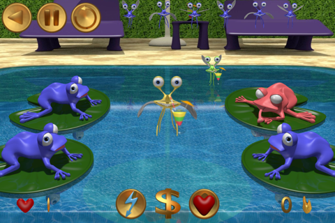 "Puzzle-Action game ""BzzzZ"" - (by Giedrius Talzunas) [Universal]-bzzzzsc2.png"