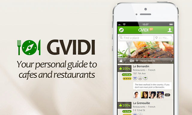 Gvidi, intelligent personalized restaurant search engine [FREE]-gvidi.png