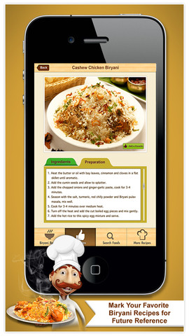 101 Briyani Recipes for Iphone, Ipad & Ipod - PromoCode Give Away-mzl.nrefdlds.320x480-75.jpg