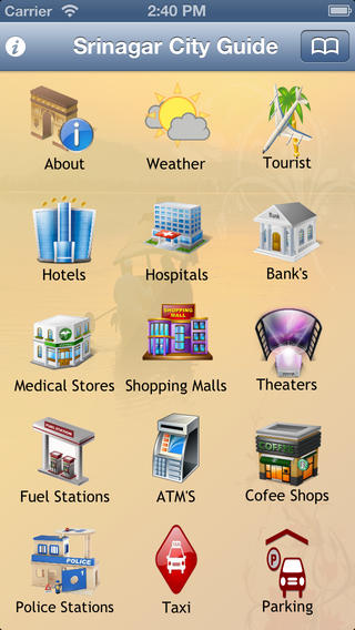 Srinagar City Guide, Universal App now on Appstore [FREE Promocodes]-scg1.jpeg