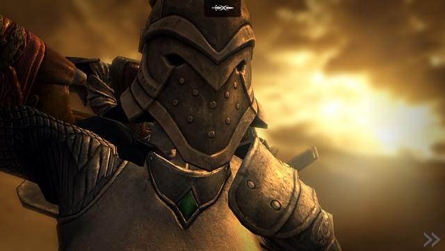 Infinity blade 3 update for iPhone 5S graphics  - iPhone