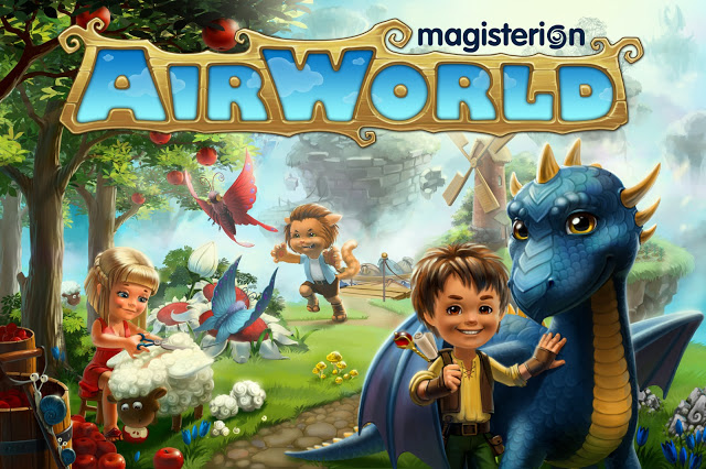 [FREE][GAME] Airworld: ride a dragon and discover flying islands-splashscreen.jpg