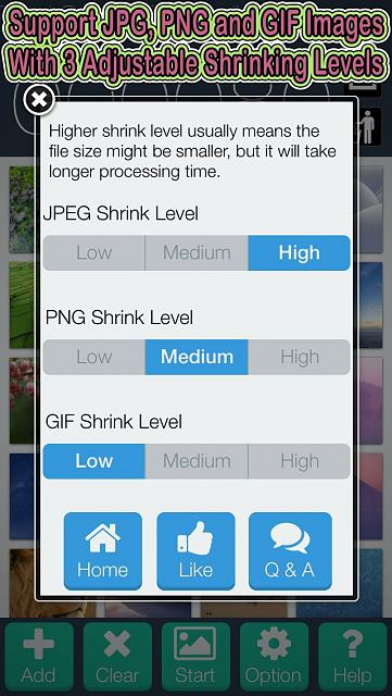 Shrink My Pictures - Reduce Image Size Without Resizing-screenshots_iphone_4-5.jpg