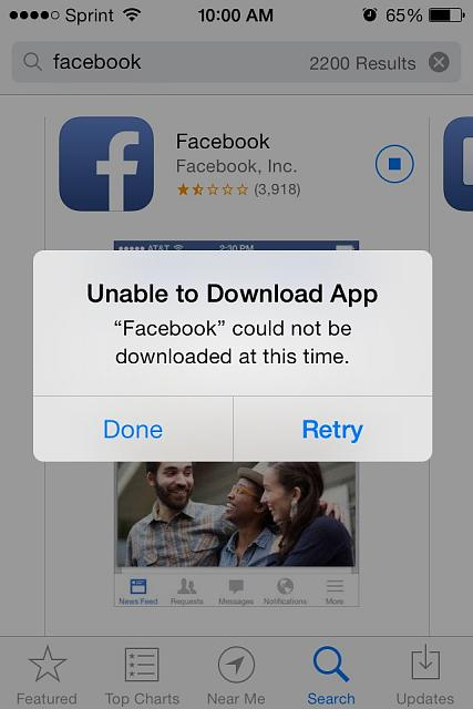 Facebook App Update - Crashing-image.jpg