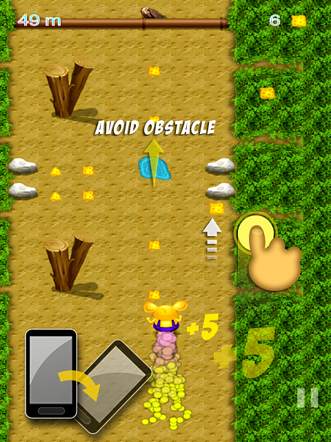 New RunawayMouse Game For iPhone/iPad-02.png