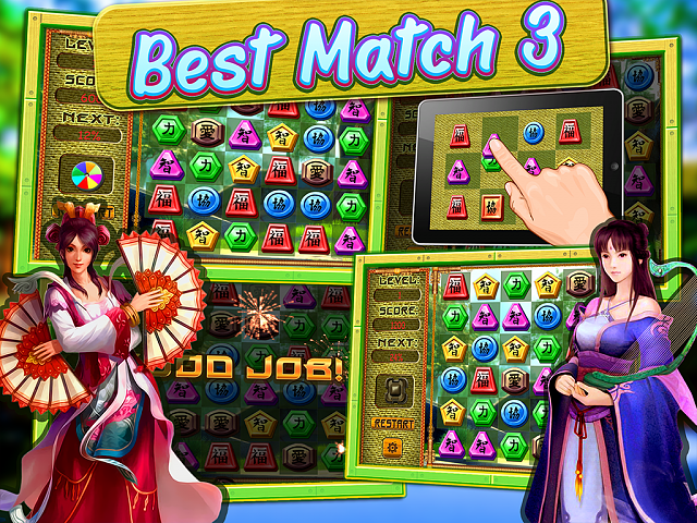 Princess East Deluxe Puzzle [Free Games] New Match 3-baf1088b8c25.png