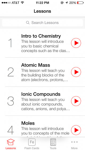 Review:  Chem Pro:  Chemistry in Your Pocket, by iHelpNYC-img_2296.png