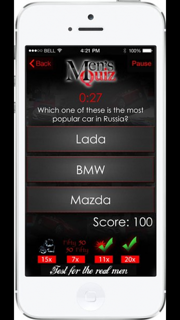 Lite Men's Quiz - Game [Free Entertainment]-photo-2.png
