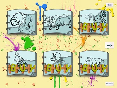 Amusing Zoo - educational  game-coloring with funny little animals.-2.jpg