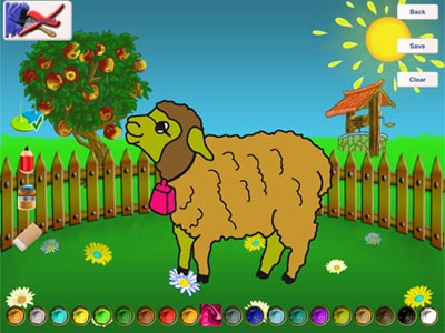 Amusing Zoo - educational  game-coloring with funny little animals.-4.jpg