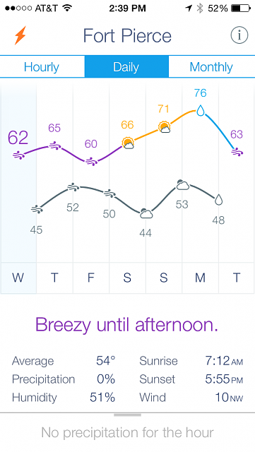 App Showdown:  BeWeather vs. Weather Line-img_2353.png