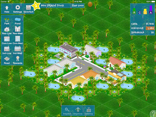 Island Town (Free-mium iPad Game) by Bryan Scott Gruver-newisland.png