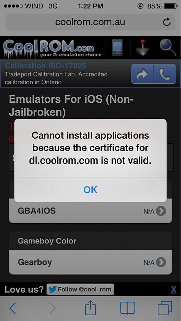 Gba4ios Crash