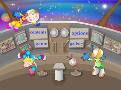 Stargazer - educational puzzle game with elements math and coloring (free)-2.jpg