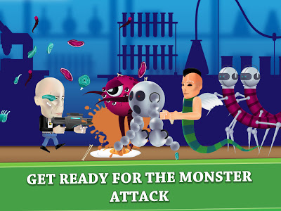 Monster Killer: Shooter Mayhem Free War Zone on iOS-en-monster-killer-screenshot-1.jpg