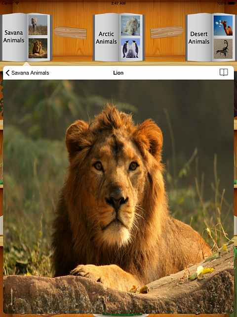 Animal Encyclopedia for Kids-ios-simulator-screen-shot-29-jan-2014-02.47.04.png