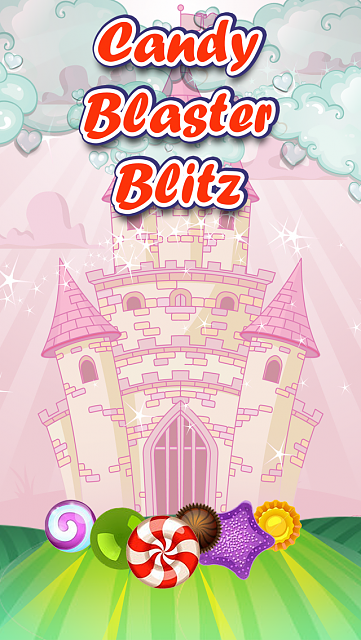 Candy Blaster Blitz - iOs Match 3 Puzzle Game-5_1.png