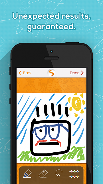 Speedoodle - the quick doodling game with a hilarious, social twist!-screenshot-1.png