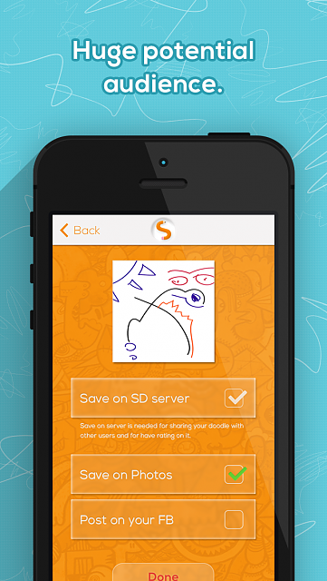 Speedoodle - the quick doodling game with a hilarious, social twist!-screenshot-2.png