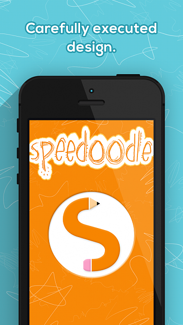 Speedoodle - the quick doodling game with a hilarious, social twist!-screenshot-3.png
