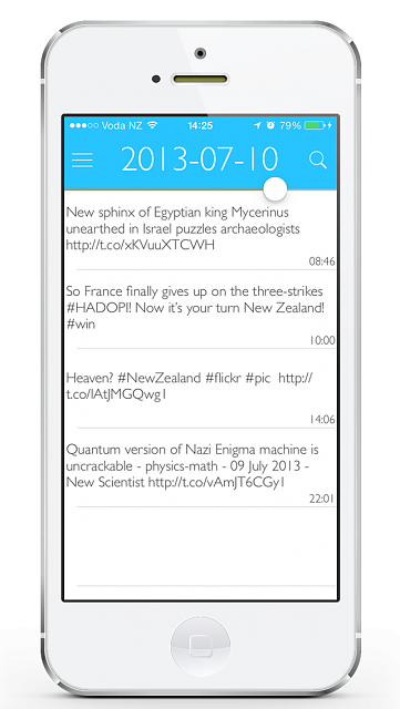 Tweet Time Machine 2 - twitter history and statistics-iphone5-sshot1-alpha.png