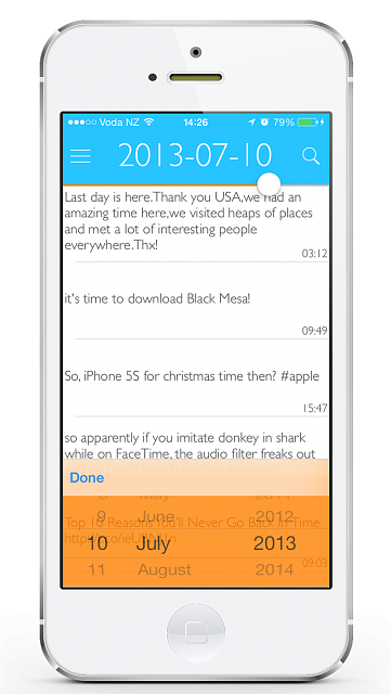 Tweet Time Machine 2 - twitter history and statistics-iphone5-sshot2-alpha.png
