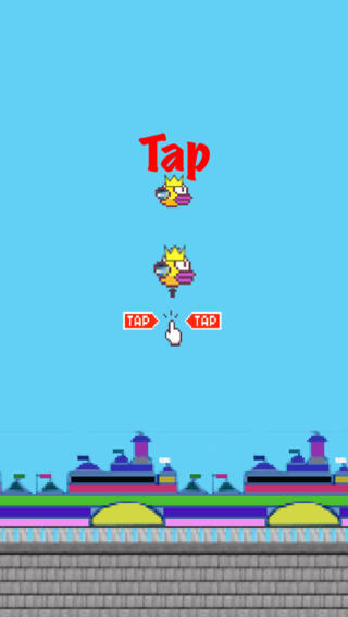 Flappy Queen (Free Game)-screen568x568.jpeg