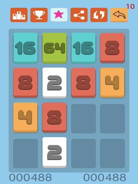 2048 - 4096 Number puzzle game-screenshot_2014-03-30-22-52-43.jpg
