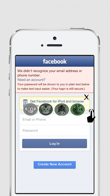 Multiple login for Facebook-page1.png